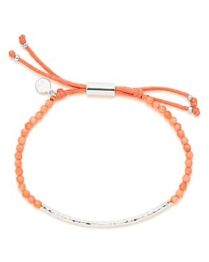 Gorjana Power Coral Bar Bracelet