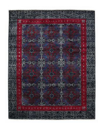 """Bloomingdale's - Suzani Collection Oriental Rug, 8'1"""" x 10'2"""""""