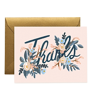 Rifle Paper Co. Woodland Thank You Card Set