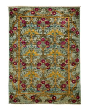 Morris Collection Oriental Rug, 6' x 8'7