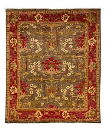 "Bloomingdale's - Morris Collection Oriental Rug, 7'10"" x 9'4"""