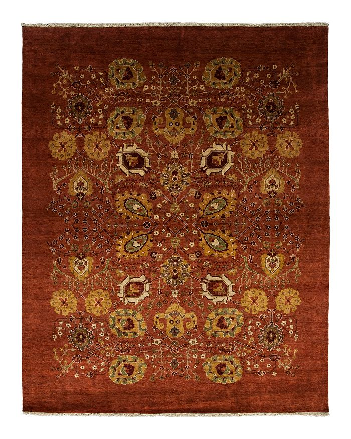 """Bloomingdale's - Valley Collection Oriental Rug, 8'1"""" x 10'3"""""""