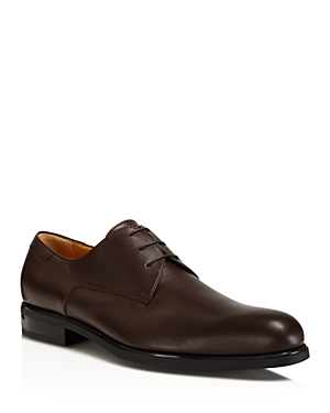A.Testoni Plain Toe Dress Shoes