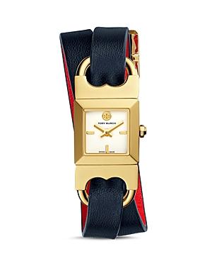 Tory Burch Gemini Link Watch, 18mm x 18mm