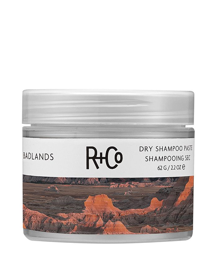 R and Co - Badlands Dry Shampoo Paste