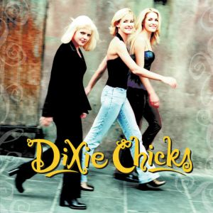 Baker & Taylor Dixie Chicks, Wide Open Spaces Vinyl Record
