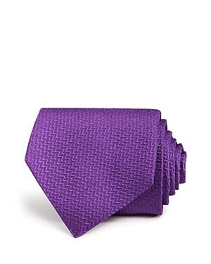 Armani Collezioni Zig Zag Classic Tie
