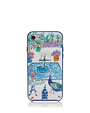 finest selection f2e25 9b89e UPC 098687028660 - kate spade new york Jeweled Garden iPhone 7 Case ...