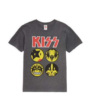 Junk Food Boys' Kiss Emoji Tee - Little Kid