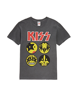 Junk Food Boys' Kiss Emoji Tee - Sizes Xxs-xxl