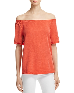 Project Social T Rosie Off-the-Shoulder Top