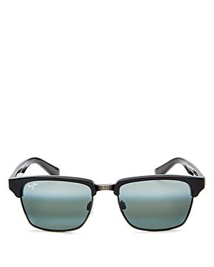 Maui Jim Men's Kawika Polarized Square Sunglasses, 54mm