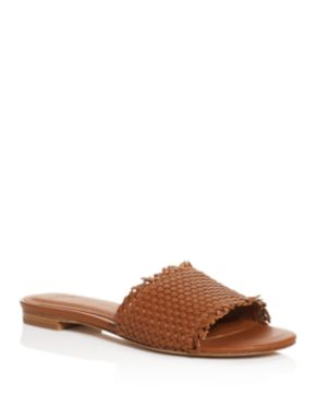 Joie Woven Slide Sandals Discount Aaa Clearance 100% Authentic Knock Off Get To Buy Sale Online With Paypal For Sale amrJX