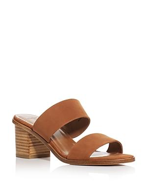Joie Maha Block Heel Slide Sandals