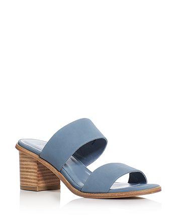 Joie - Women's Maha Block Heel Slide Sandals