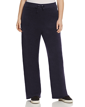 New Juicy Couture Black Label Mar Vista Microterry Track Pants - 100% Exclusive, Regal