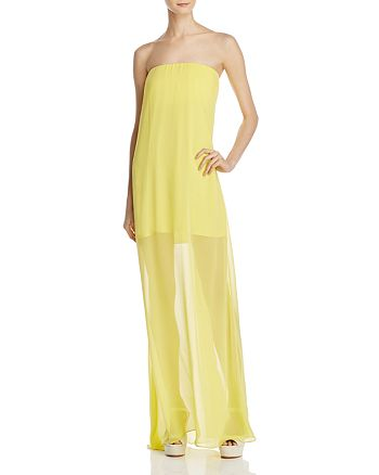 Alice and Olivia - Yulissa Strapless Dress