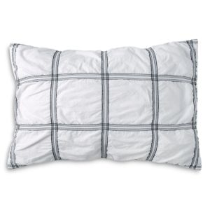 Dkny Check Please Standard Sham