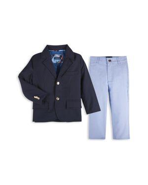 Andy & Evan Boys' Blazer & Pants Set - Baby