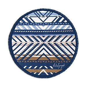 The Beach People Lorne Roundie Beach Towel