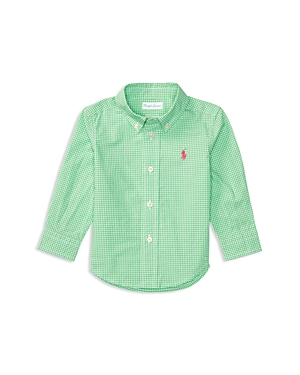 Ralph Lauren Childrenswear Boys Poplin Shirt  Baby