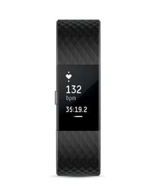 Charge 2 Special Edition Wireless Activity & Heart Rate Tracker, Black