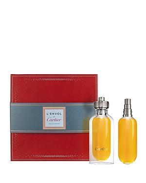 Cartier L'Envol de Cartier Eau de Parfum Refill Gift Set