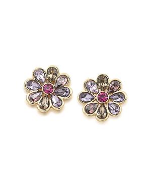 Carolee Flower Stud Earrings
