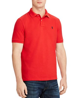 POLO RALPH LAUREN Men/'s Mesh Polo Shirt Classic Fit size Large see FIT GUIDE