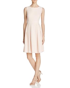 nanette Nanette Lepore Back-Bow Stretch Crepe Dress