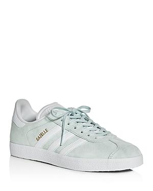 Adidas Women's Gazelle Lace Up Sneakers
