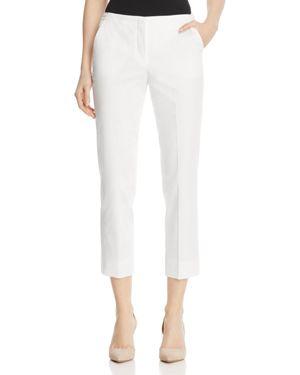 Armani Collezioni Cropped Skinny Pants
