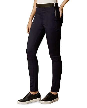 KAREN MILLEN - Dark Denim Leggings