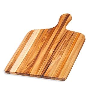 Teakhaus by Proteak Edge Grain Marine Rectangle Gourmet Cutting Board