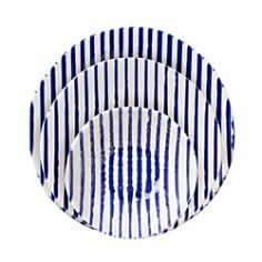 VIETRI - Net & Stripe Dinnerware Collection
