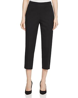 Elie Tahari Wilhelmina Skinny Crop Pants