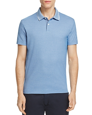 Theory Sandhurst Pique Slim Fit Polo Shirt - 100% Exclusive