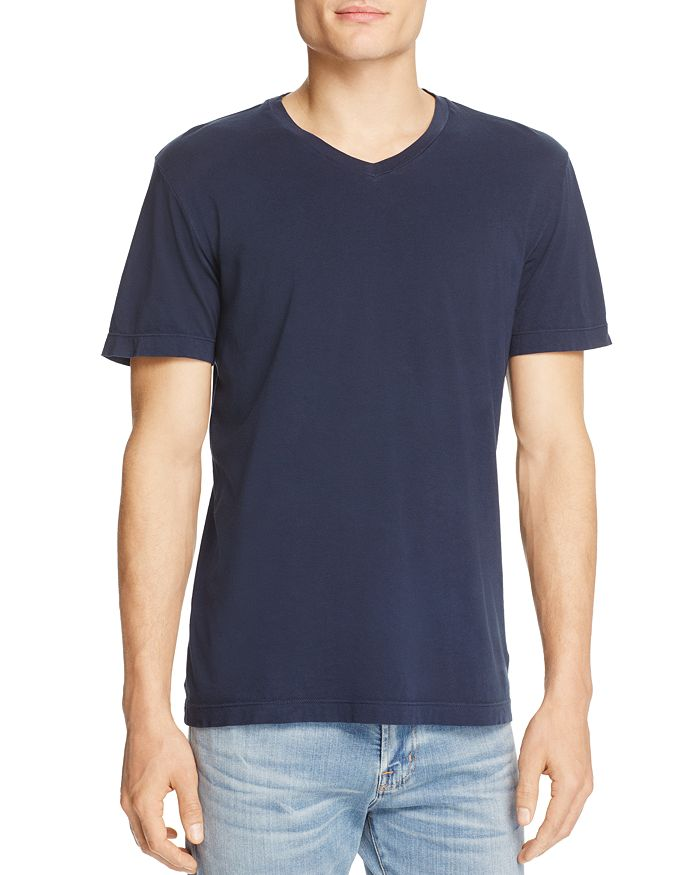 Velvet by Graham & Spencer - Samsen V-Neck Tee