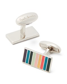 Paul Smith Ministripe Cufflinks - Bloomingdale's_0