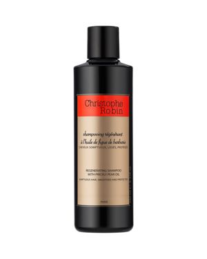 CHRISTOPHE ROBIN Regenerating Shampoo With Prickly Pear Oil 13.5 Oz/ 400 Ml