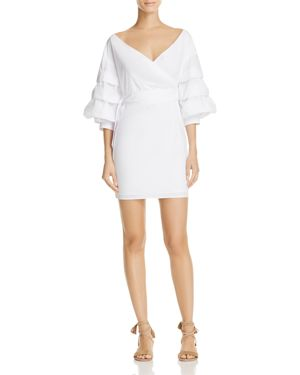 Do and Be Wrap Shirting Dress - 100% Exclusive