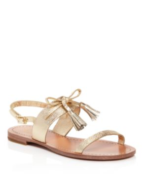 free shipping get to buy Kate Spade New York Leather Slingback Sandals buy cheap for sale low price fee shipping sale online discount latest cheapest price online LTTLL
