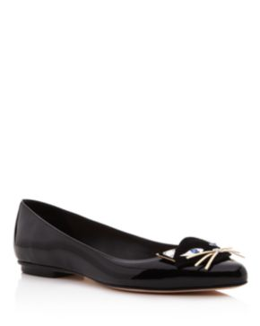 Kate Spade New York Leather Embellished Flats Footlocker Finishline Cheap Price Buy Cheap Price Outlet Sneakernews Sale Low Shipping Prices Online xzmiQxt9