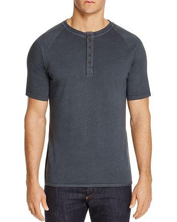 M Singer - Henley Shirt