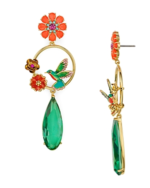 kate spade new york Hummingbird Statement Earrings