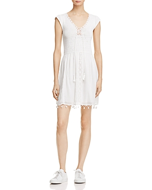Joie Patxi Crochet Dress