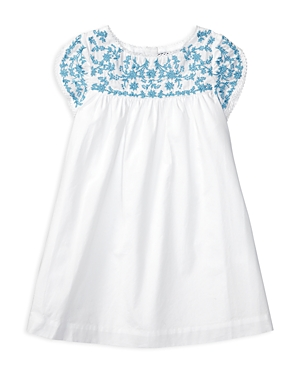 Ralph Lauren Childrenswear Girls' Embroidered Dress - Little Kid