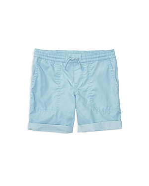 Ralph Lauren Childrenswear Boys' Twill Rolled Shorts - Little Kid