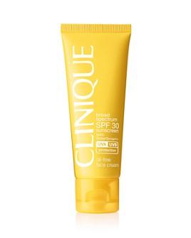 Clinique - Broad Spectrum SPF 30 Sunscreen Oil-Free Face Cream