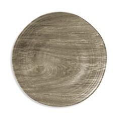 Merritt - Heartwood Round Melamine Dinner Plate